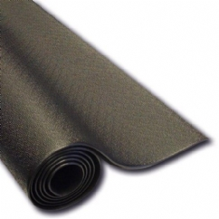 3 ft x 7.5 ft PVC Elliptical Mat