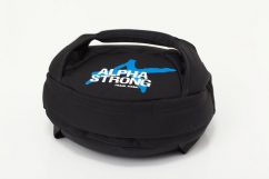 Alpha Strong Thy Sandball Sand Bag