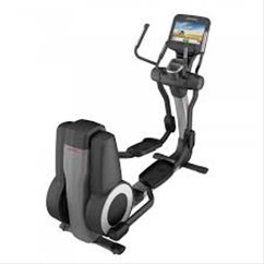 Life Fitness Platinum Club Series Elliptical w/ 16 Discover SE Touch Screen
