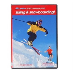 BOSU Sports Conditioning Skiing & Snowboarding DVD