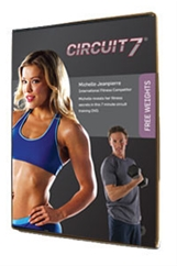 Ripcords Circuit7 Free Weights DVD