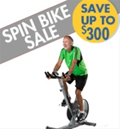 spin bike sale save up to $300