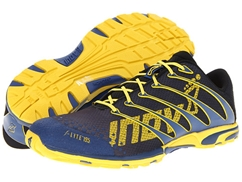 Inov8 F-Lite 195 Grey/Blue/Yellow Shoes