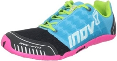 Inov8 Bare-XF 177 Aqua/Black/Pink/Lime Shoes