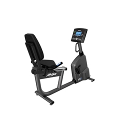 Life Fitness RS1 Recumbent Bike Go Console