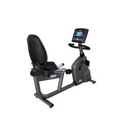 Life Fitness RS3 Recumbent Bike w/ Go Console