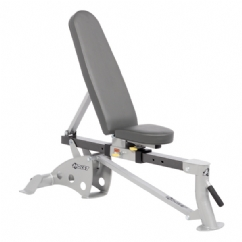 Hoist 4167 Fold Up Flat to Incline Bench