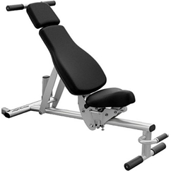 Life Fitness G7 Workout Bench