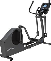 Life Fitness E1 Elliptical Cross-Trainer w/ Go Console