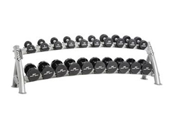 Hoist CF 3461-2 Two-Tier Horizontal Dumbbell Rack