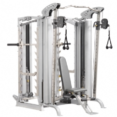 Hoist PTS Cage Ensemble (Floor Model)