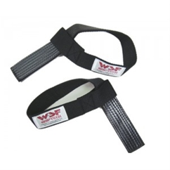 WSF Griptech Non-Padded, Rubberized Lifting Straps