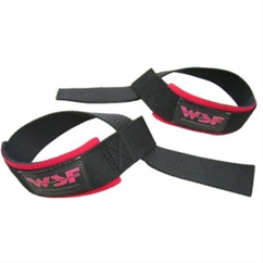 WSF Padded, Non-Rubberized Lifting Straps