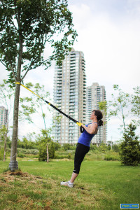 Summer Workout - TRX