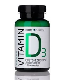 Boost Your Metabolism - PurePharma D3