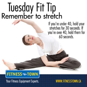 Fit Tip Stretches
