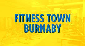 Fitness Town Burnaby