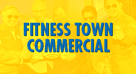 Fitness Town Commercial