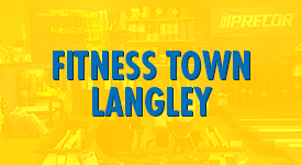 Fitness Town Langley