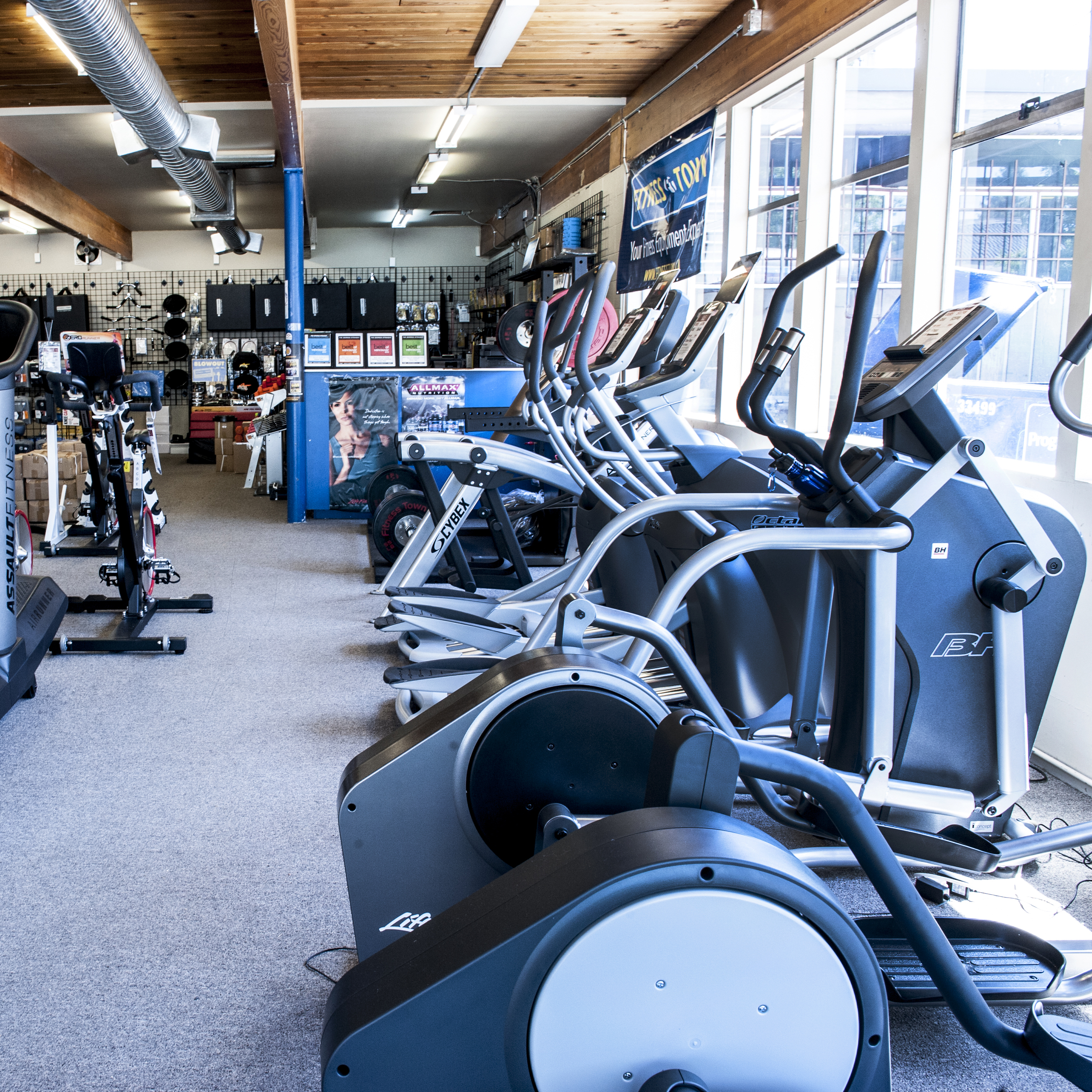 Fitness equipment store north vancouver bc fitness town