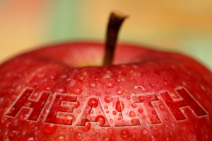 heathy apple
