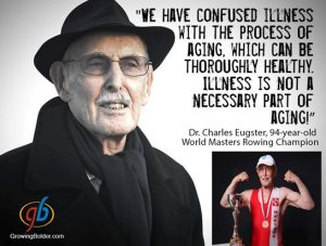 Senior Fitness Blog - We Have Confused Illness with the Process of Aging
