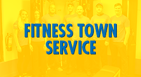 Fitness Town Service