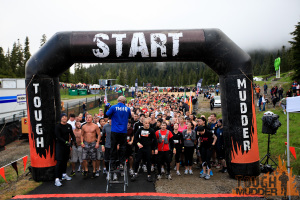 Tough Mudder Start
