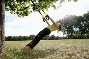 Fitness - TRX Outside
